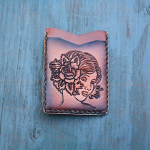 Flash Card Wallet: Siren