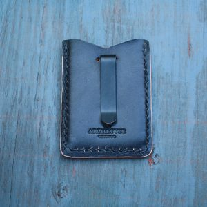 Flash Card Wallet: Winged Spark Plug