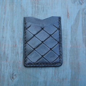Flash Card Wallet: Black Diamond