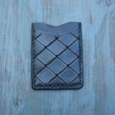 Flash Card Wallet: Black Diamond