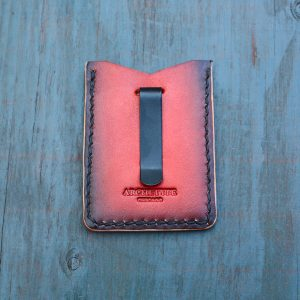 Flash Card Wallet: Rose