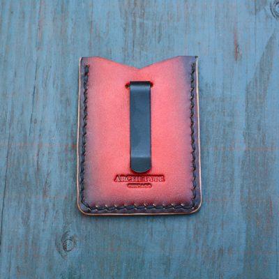 Flash Card Wallet: Rose