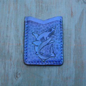 Flash Card Wallet: Shark