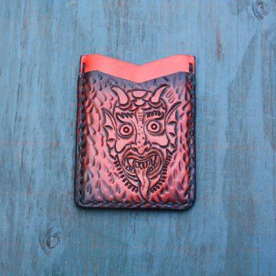 Flash Card Wallet: Demon