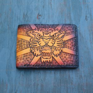 Billfold: Two Tigers