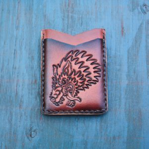 Flash Card Wallet: Lone Wolf