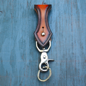Key Holder: English Sunburst w/ Stud Fastener