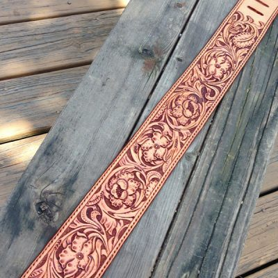 Hand Tooled & Stitched