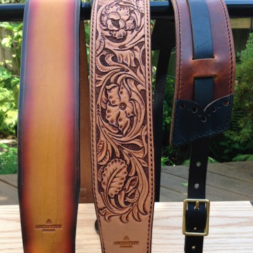 NEW BATCH OF GUITAR STRAPS