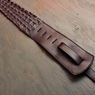 Custom Wide Guitar Straps