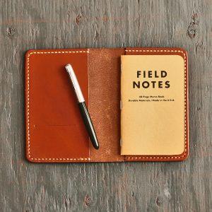 Notebook & Passport Case