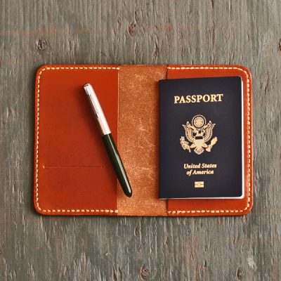 Notebook & Passport Case